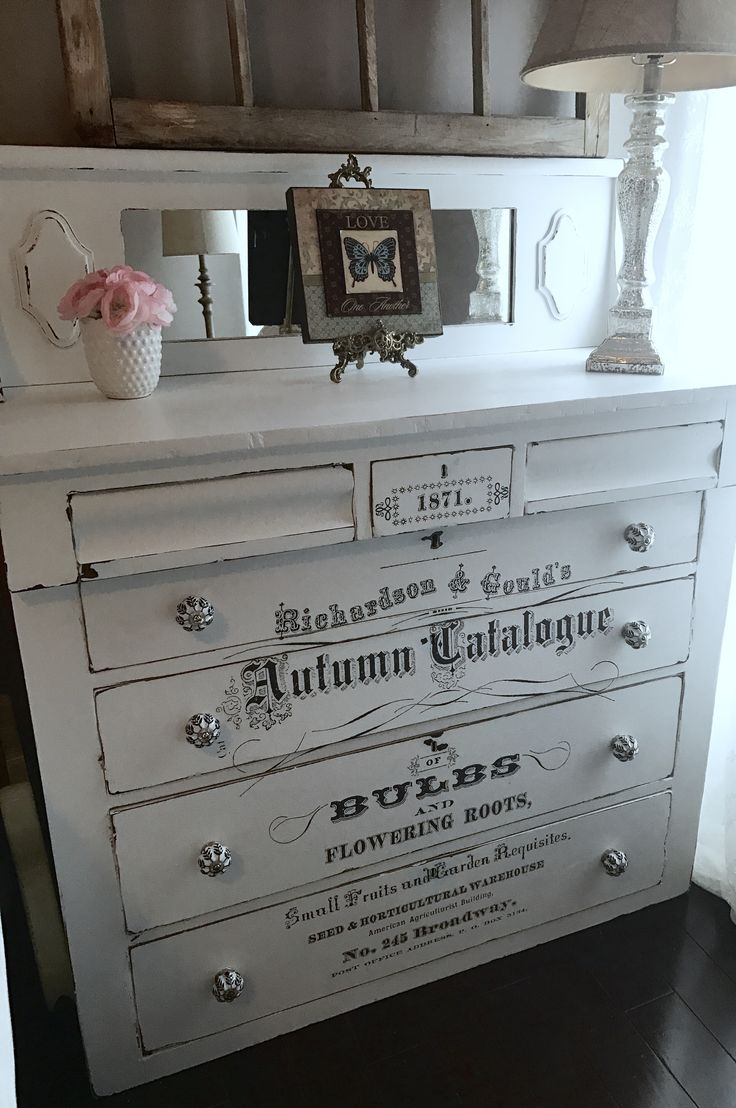Best 20 White Painted Dressers Ideas On Pinterest Chalk