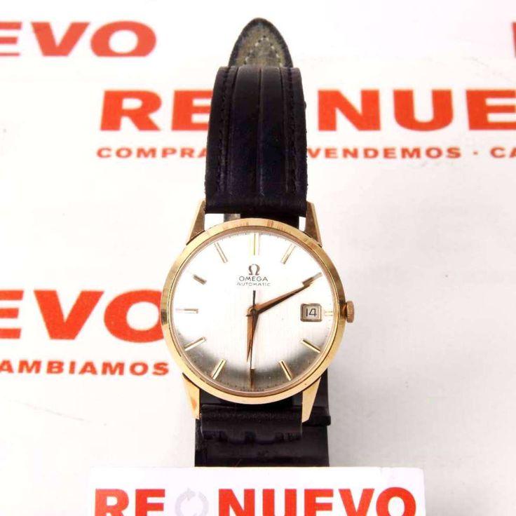 Reloj de oro omega E264853 de segunda mano #omega #reloj #segundamano