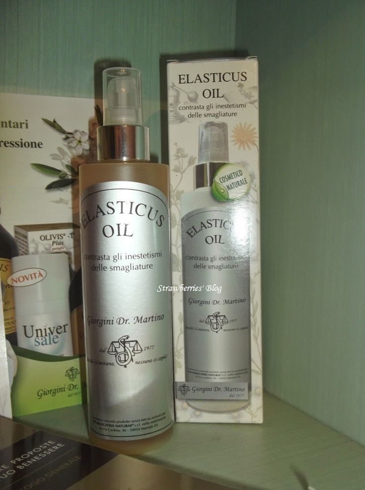 Strawberries' Blog di Fantastica Realtà: Elasticus Oil e Caffe Verde Gel Dr.Giorgini