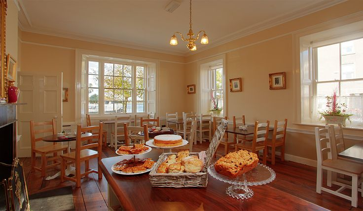Corrib House Tea Rooms & Guesthouse Galway  corribhouse.com