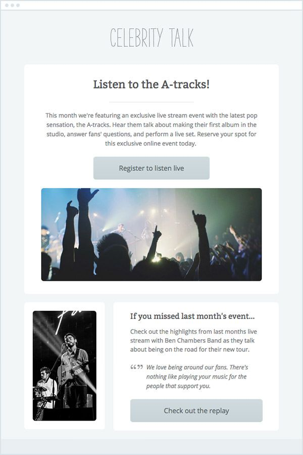 how to build html email templates