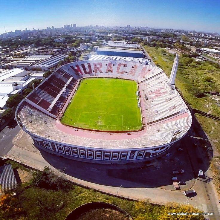 Estadio A. DUCÓ, del Club Atlético Huracán.