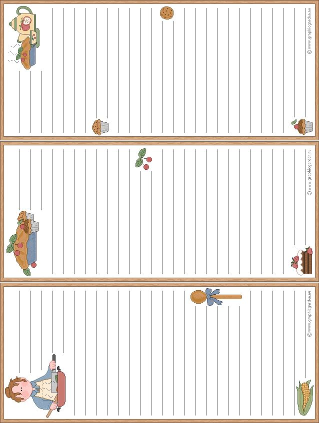 70 best Printable To do Lists, Shopping Lists and Note Paper - lined paper for printing