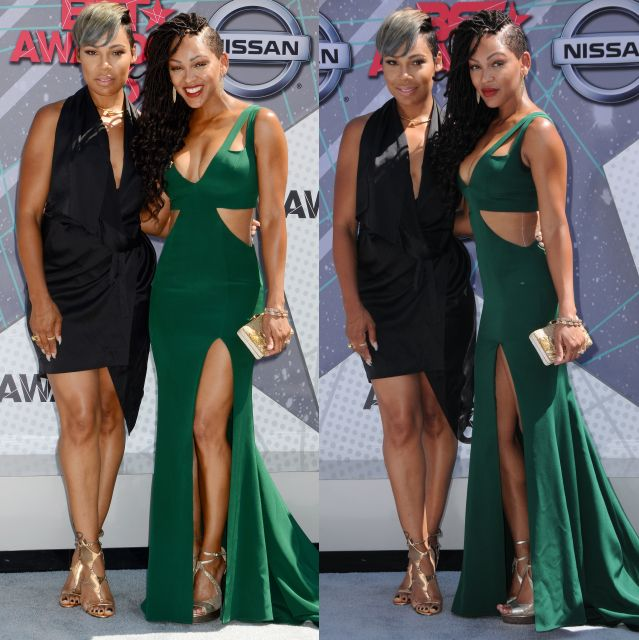 ♥♥♥Meagan Good♥♥♥ & sister