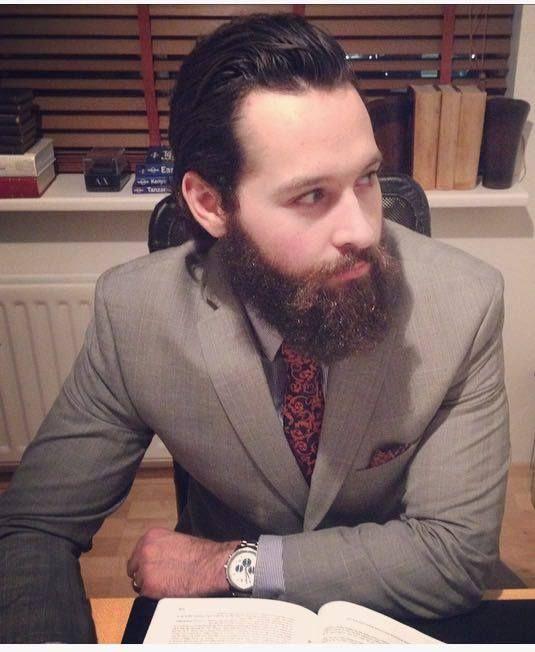 Beard suits
