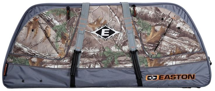 Easton Bow Case, Flatline, Camo 4417, Archery, Compound Bow Case,Beman