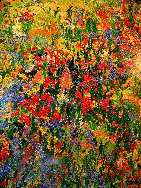 Julie Haluzová - Sedm žlutých tulipánů