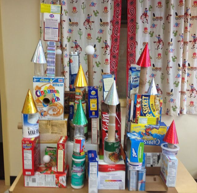 TEKS: 3.6A Audience: Third grade Behavior: Sort 3-dimentional shapes Condition: Building a structure using irregular objects Use in classroom: I would invite my students to bring in boxes and containers in geometric shapes so they could build a structure, counting the types of shapes they used and explaining why it is the shapes can fit/work together