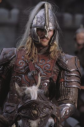 Eomer and his Company happened to save Avalain as well as give the hobbits the distraction they needed to rush in Fangorn Forest.