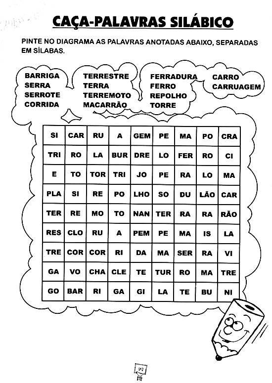 Jogos e Atividades de Alfabetização V2 (91)                                                                                                                                                     Mais