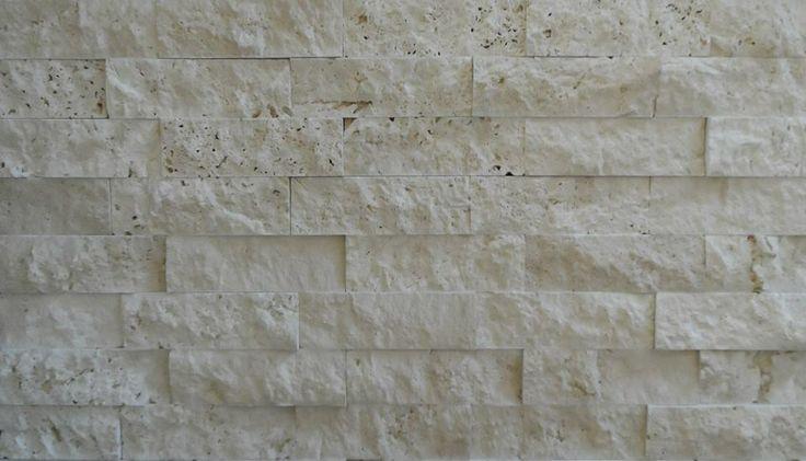Ivory Splitface - Feature Wall Decor - Real Marble from Turkey  - www.tru-stone.net Contact - info@tru-stone.net