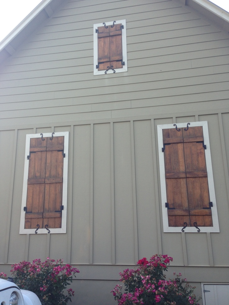 Best 25+ Shutter hardware ideas on Pinterest | Outdoor shutters ...