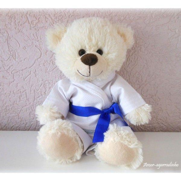 Urso com Quimono