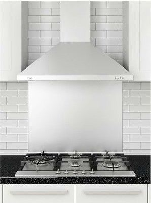 "ANCONA Pyramid 30"" Quiet Wall Mount Range Hood Stainless Steel 400 CFM 3-Speed"