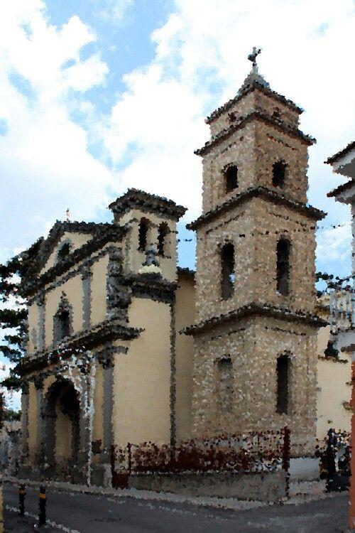 Pittografia Chiesa in Sarno