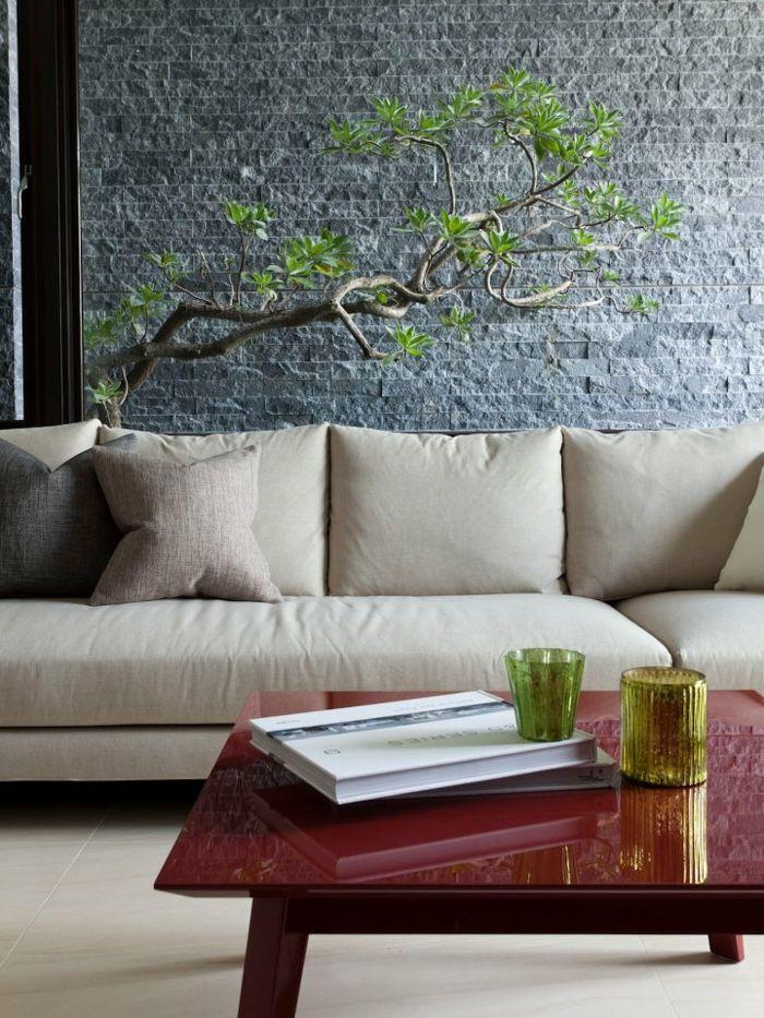 Die besten 25+ japanische Raumgestaltung Ideen auf Pinterest - moderne wohnzimmer pflanzen