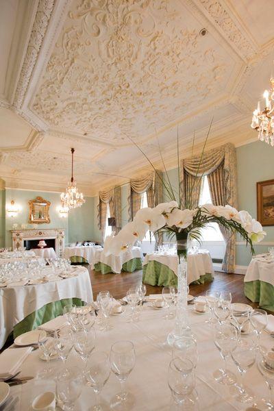Wedding venues in London. Dartmouth House, Mayfair