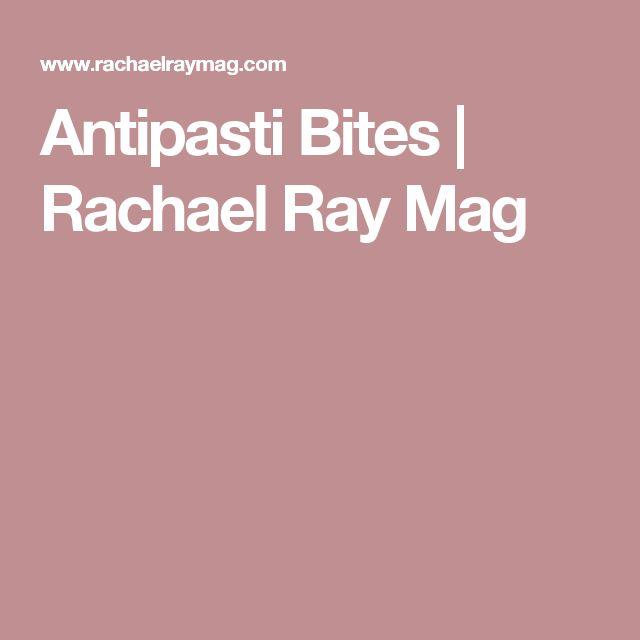 Antipasti Bites | Rachael Ray Mag