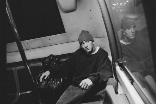 """I come from Detroit, where it's rough and I'm not a smooth talker.""  - Eminem"