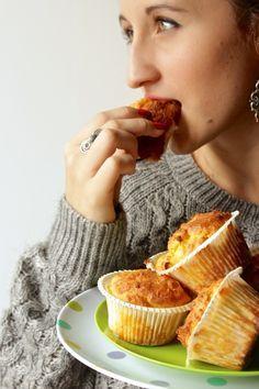 Il muffin perfetto: patate e cipolla!