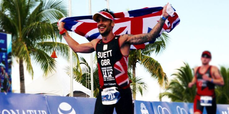 Paul Suett is a Team GB Triathlete who has completed some insane races! From Ironman races to midnight triathlons, he talks to @Sundried about his highs and lows https://www.sundried.com/blogs/triathlon/paul-suett-athlete-ambassador