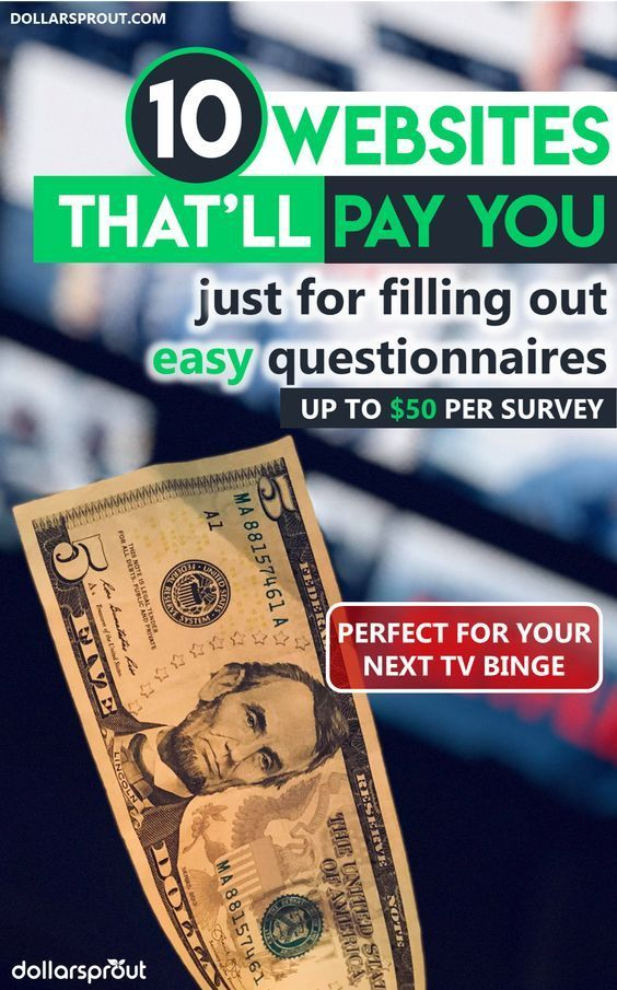 13 Companies that Will Pay Cash to Get Your Opinions