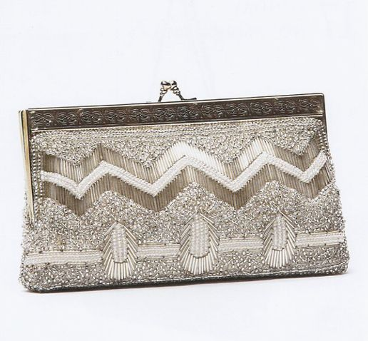 Statement Clutch - Impossible Love Bag by VIDA VIDA