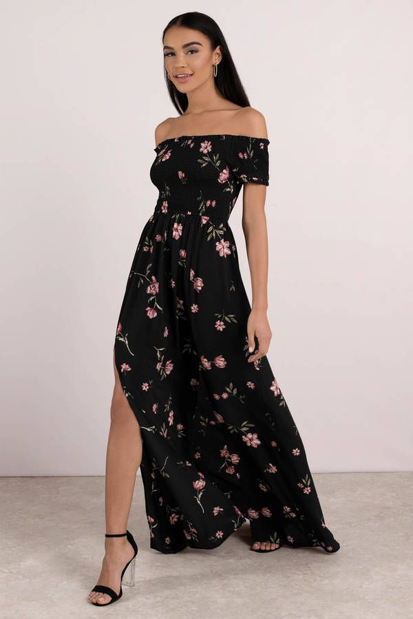 6a15ea21455 Looking for the Kate Black Multi Floral Print Maxi Dress