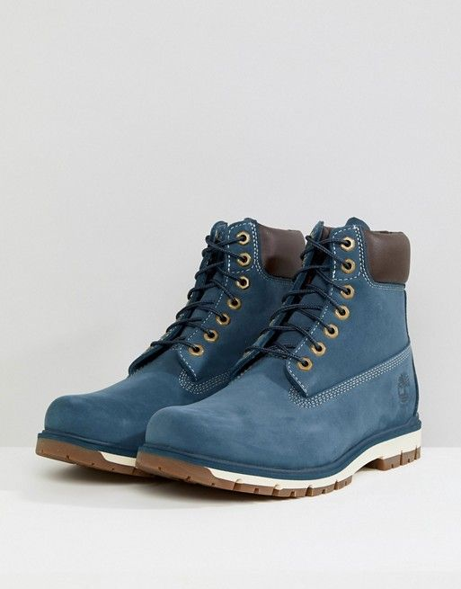 94fc4aa5b8bf Timberland Radford Lite 6 Inch Nubuck Boots in Blue,  326.05 CAD from ASOS