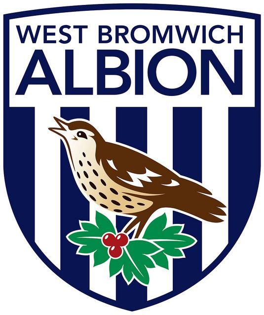 West Bromwich Albion Football Club | Country: England, United Kingdom. País: Inglaterra, Reino Unido. | Founded/Fundado: 1878 | Badge/Escudo