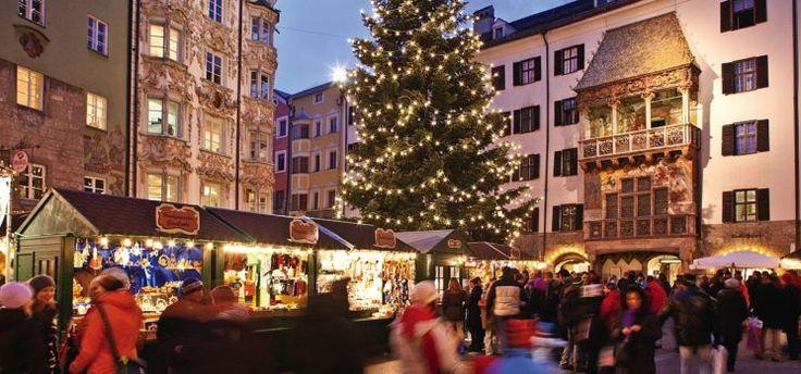 Το Christmas Market του Innsbruck