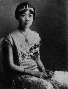閑院宮華子女王(かんいんのみやはなこじょおう)殿下  Princess Kan'in Hanako of Japan (1909–2003)
