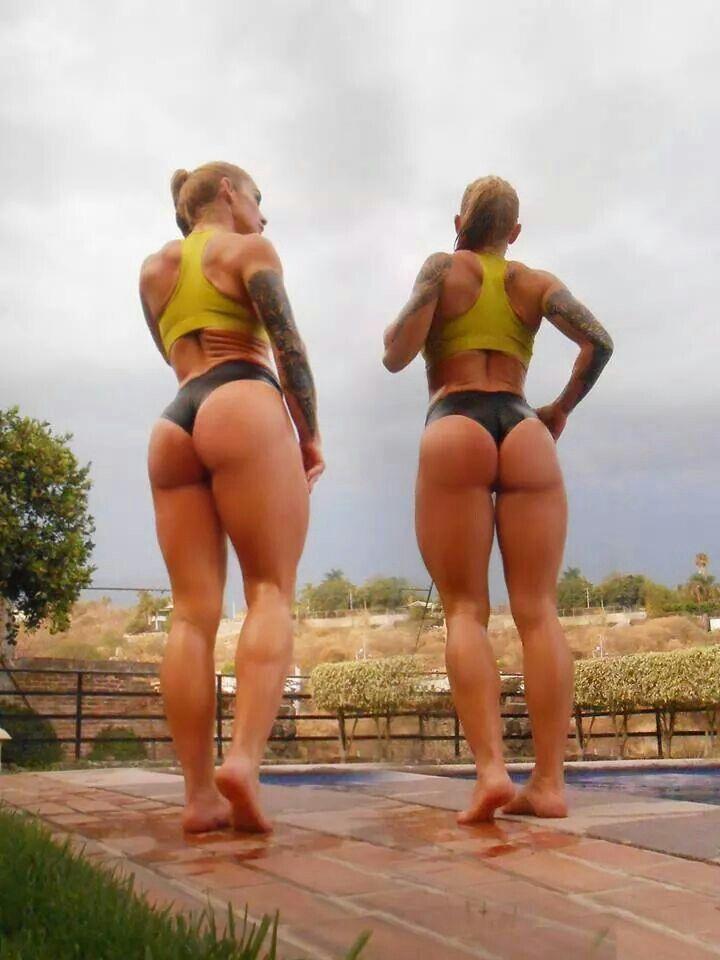 Hot nude women athletes #12