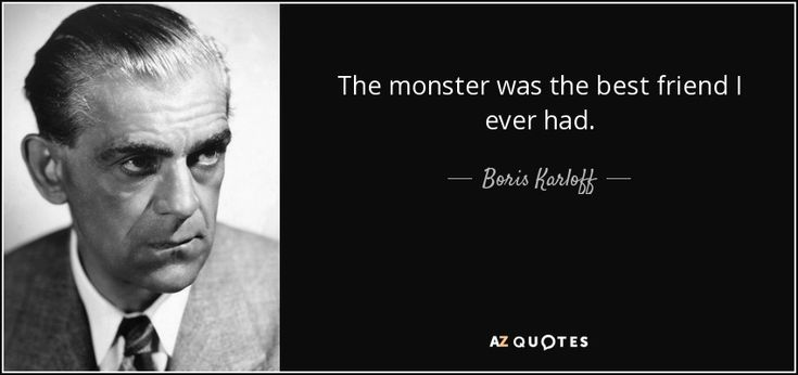 "Az Quotes Delectable Top 5 Quotesboris Karloff  Az Quotes  ""who Said What"