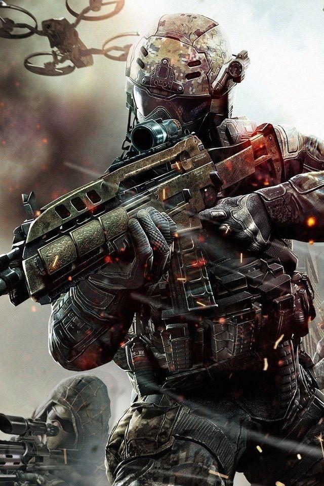 Call of duty black ops 2 Fondos de pantalla de juegos