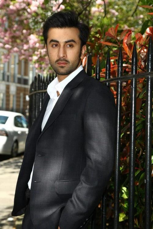 Ranbir Kapoor promotes 'Yeh Jawaani Hai Deewani' with Tommy Sandhu at BBC Radio in London