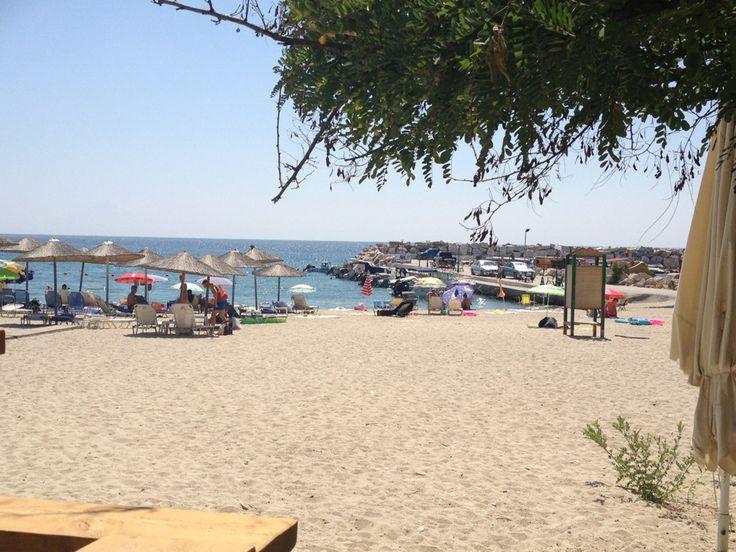 Potos Beach στην πόλη Θάσος, Καβάλα