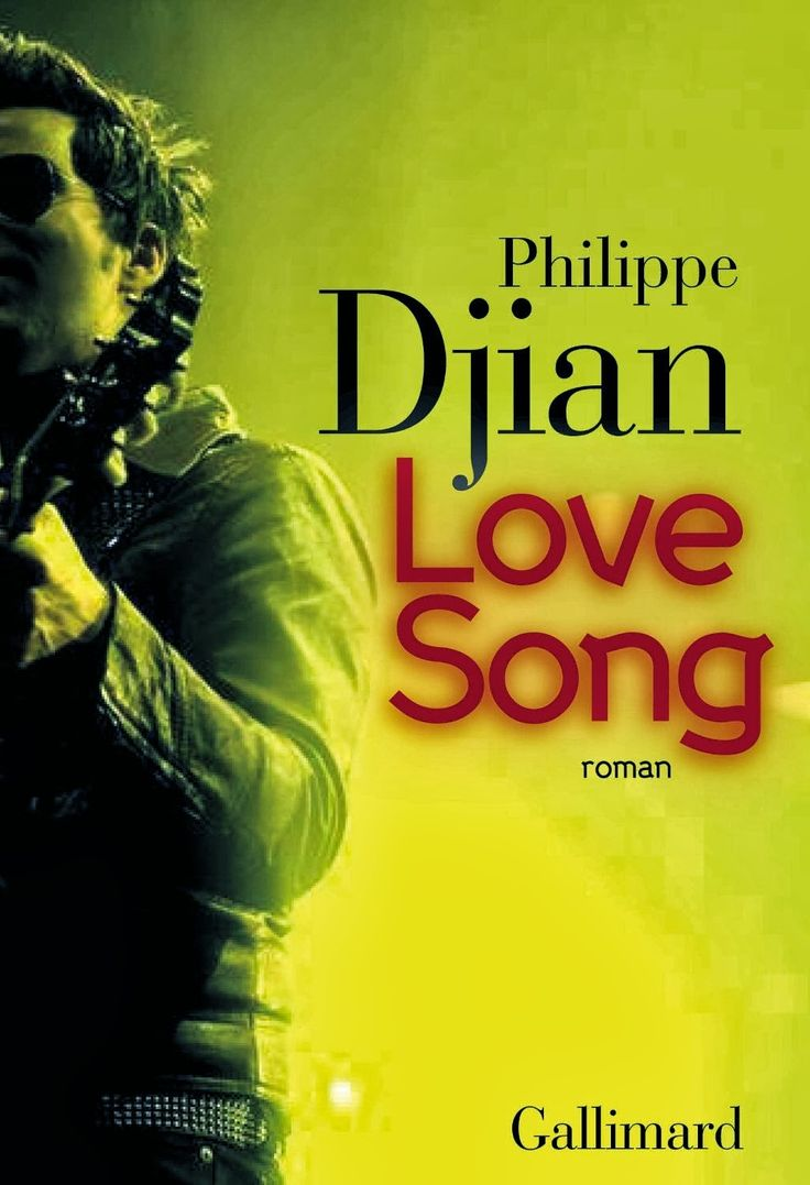 Love Song, de Philippe Djian