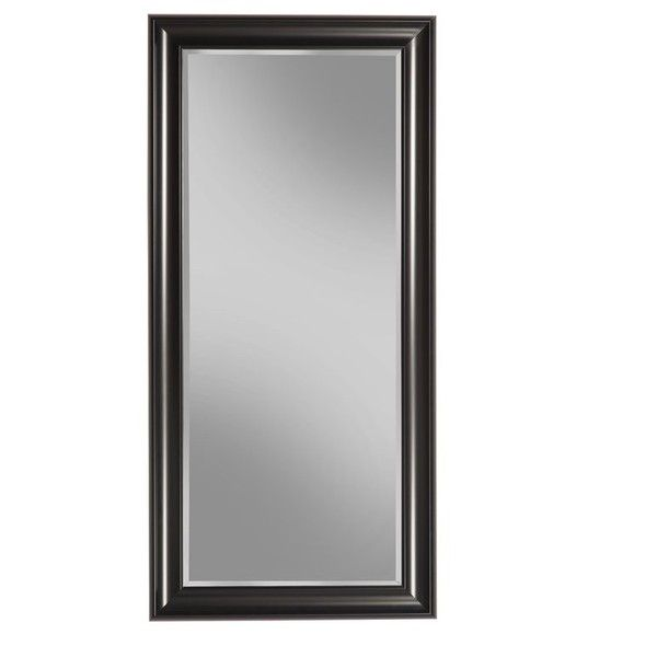 Modern Full Length Leaning Mirror ($147) ❤ liked on Polyvore featuring home, home decor, mirrors, mod home decor, modern full length mirror, full length mirror, modern home accessories and full length leaning mirror