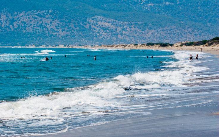 #Patara #Strand im Süden der #Türkei © shutterstock