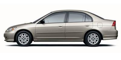 Sedan, 2004 Honda Civic LX with 4 Door in Canyon Country, CA (91351)