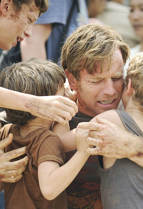 The Impossible. Such a great and captivating movie