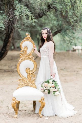 Ethereal Bride Jessica Q Photography Ethereal Wedding