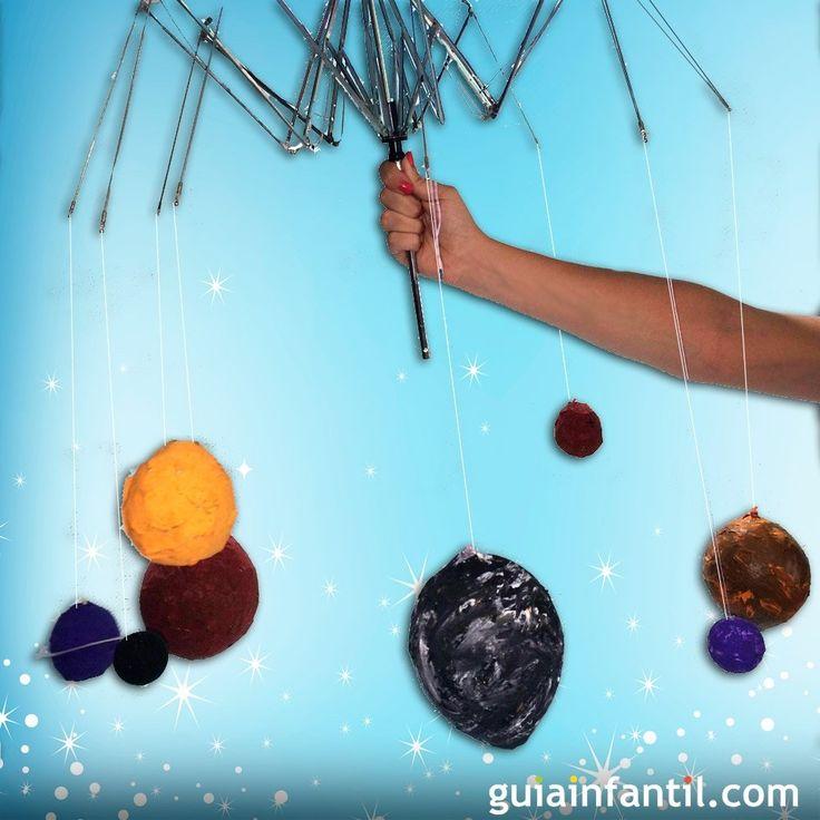 A través de las manualidades los niños pueden aprender sobre el mundo que les rodea y esta actividad es un buen ejemplo. En Guiainfantil.com os enseñamos a hacer el sistema solar con papel maché para que los niños conozcan los planetas.