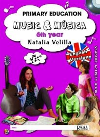 Natalia Velilla: Music & Música, Volumen 6 - Student Activity Book + DVD MK19131 http://www.carisch.com/esp/producto.asp?sku=MK19131