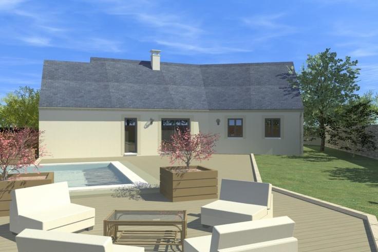 38 best Les Maisons d\u0027Aujourd\u0027hui constructeurdemaison images on - Construire Sa Maison En Palette