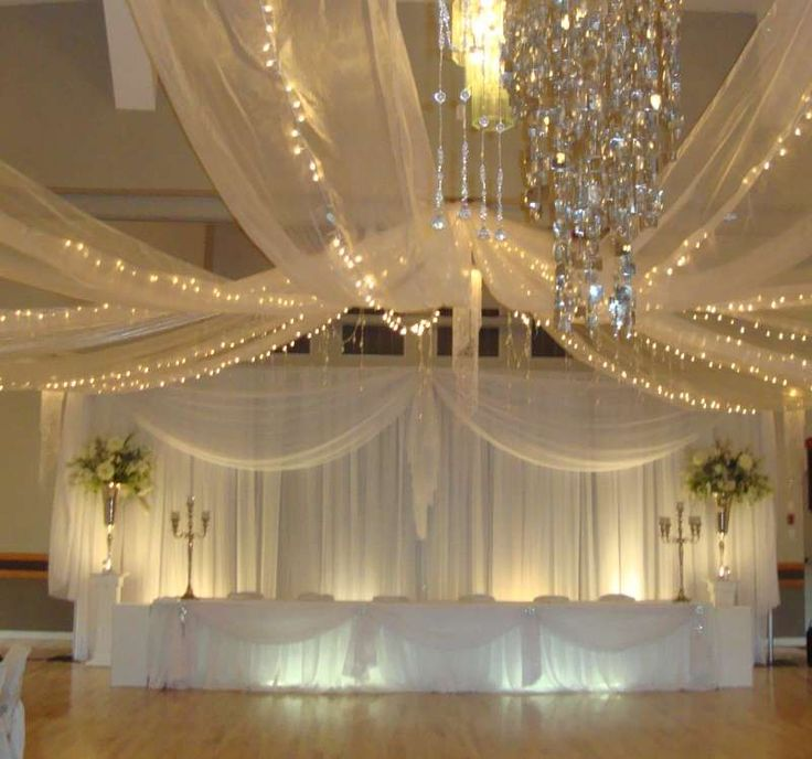 Wedding Back Drops. Elite Decor By Balloons of the Valley - Event Planners in Pembroke