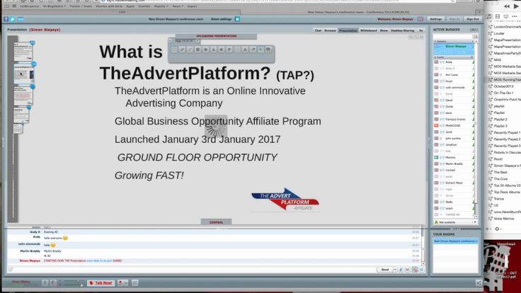 The Advert Platform - TAP Full Presentation - Gary Strong - Make £100/10...