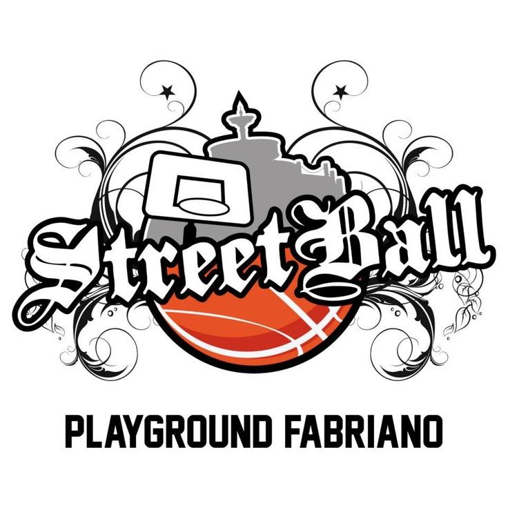 Logo StreetBall Playground Fabriano | Ian and Tyler ...