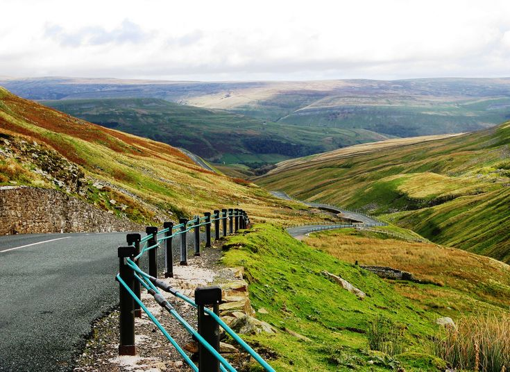 Buttertubs Pass - Yorkshire Dales